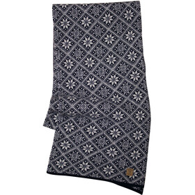 Ivanhoe of Sweden Elsie Scarf Women, navy